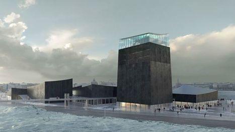 Conçu par des Français, le musée Guggenheim d'Helsinki ne se fera pas | C'est Acquis | Scoop.it