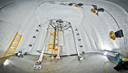 Scientists announce first results from LUX dark matter detector | Biosciencia News | Scoop.it