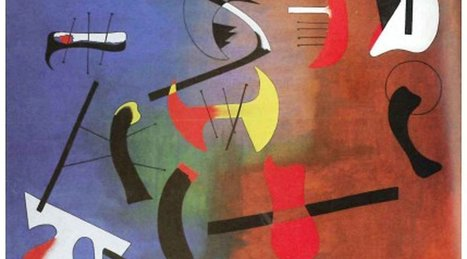 Artists Joan Miró and Karel Appel - Manhattan Arts International | Art Career Success | Scoop.it