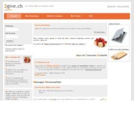 code offres spéciales valide pour 2give suisse - coupon remise pour   bon reduc   Scoop.it