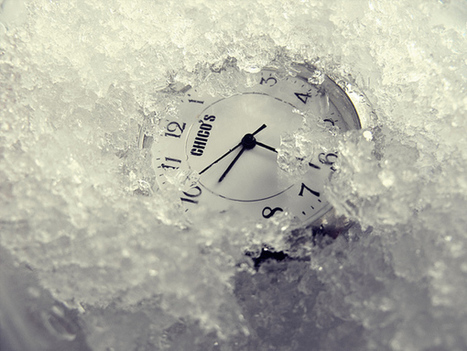 Frozen in Ice: The Great Marketing Revolution | Digital-News on Scoop.it today | Scoop.it
