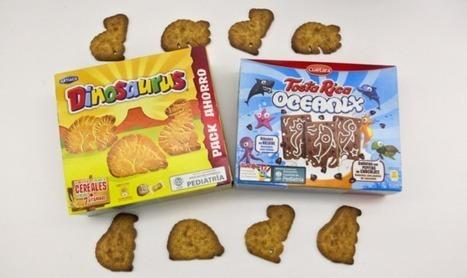 Las galletas NO son saludables, aunque lleven el logo de los pediatras | Biología de Cosas de Ciencias | Scoop.it