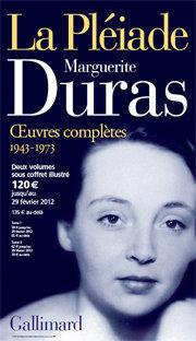 Marguerite Duras entre aujourd'hui dans La Pléiade | BiblioLivre | Scoop.it