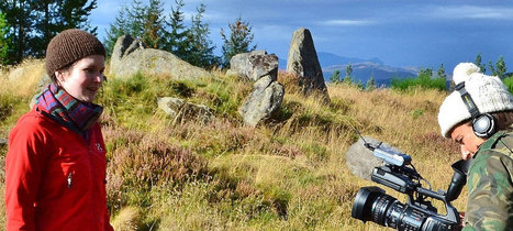 First archaeology trail App launched in the Scottish Highlands : Past Horizons Archaeology | Archaeology News | Scoop.it
