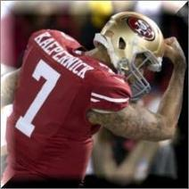 Colin Kaepernick Fan Page: Colin Kaepernick Jersey, Posters, Cards and more | Best Squidoo | Scoop.it