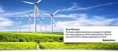 L'éolien de Lima à Paris   France Energie Eolienne   Scoop.it