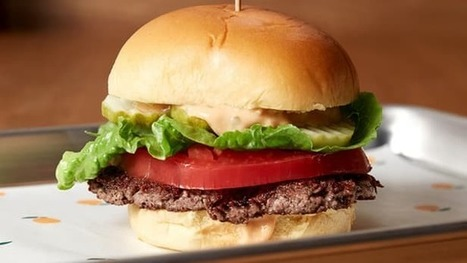 Meatless burger uses bloody special ingredient to replicate the real thing | Knowmads, Infocology of the future | Scoop.it