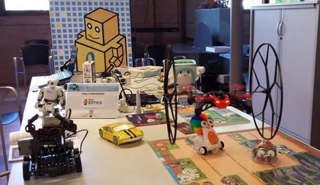 ROBOTICA EDUCATIVA y PERSONAL: Los ro-bots vuelven al cole: tendencias del nuevo curso   Robo-TIC-@ndo   Scoop.it