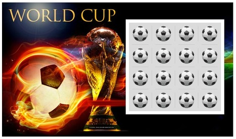 World Cup Quiz | 4 in a Row | QuizFortune | Quiz Related Biz - Social Quizzing and Gaming | Scoop.it
