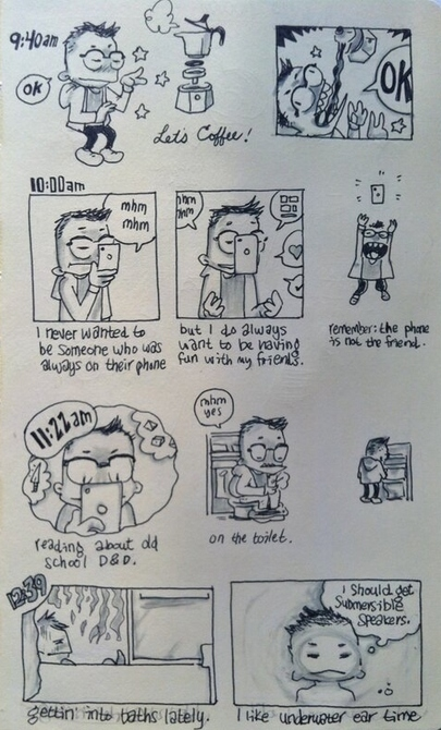 The best of Hourly Comics Day   Funny Books   Scoop.it