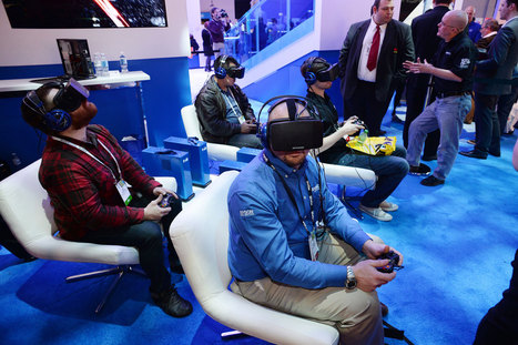 7 Ways the Oculus Rift Could Change Entertainment as We Know It | 3D Virtual Worlds: Educational Technology | Scoop.it