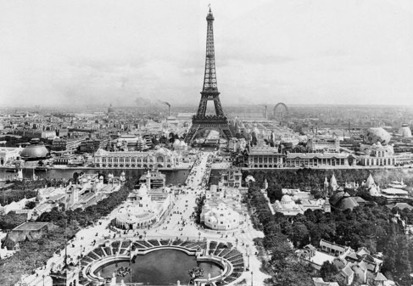 Evasion historia: L'exposition universelle de 1900 | GenealoNet | Scoop.it