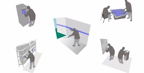 REVEL : une technologie pour rendre les écrans tactiles encore plus tactiles | Cabinet de curiosités numériques | Scoop.it