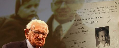 How did one Englishman save 669 children from the Holocaust? | ELA Resources | Scoop.it