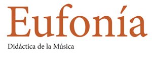 "Revista ""Eufonía. Didáctica de la música"". 