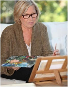 Artists 'better protected' against dementia | Creativity for Better Living and Aging | Scoop.it