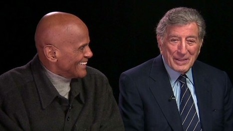 Harry Belafonte, Tony Bennett remember civil rights march – In ... | civil rights | Scoop.it