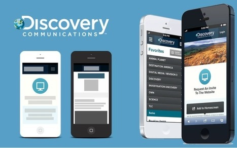 iPhone and Android Mobile App Design | Business Owners sites | Scoop.it