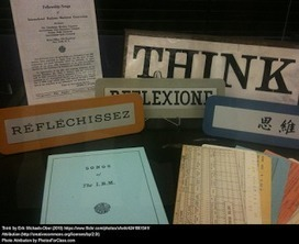 ESL Musings: They Think Therefore They Write | 21st Century Teaching Tidbits | Scoop.it