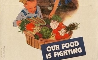The National WWII Museum: WWII at a Glance: Victory Gardens | Als Return to Education | Scoop.it