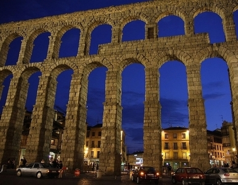 Ancient Aqueduct Could Unravel Climate Mysteries - Tech Times | Ancient Origins of Science | Scoop.it