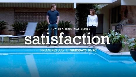 Time Of The Season » Un trailer pour Satisfaction : une nouvelle direction pour Usa Network | Time of the season, Blog Séries télé | Scoop.it