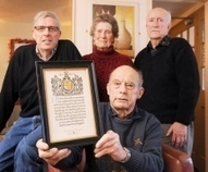 Photo Gallery: 'Amazing journey' round the world is over as family is reunited ... - Norfolk Eastern Daily Press | Amazing Rare Photographs | Scoop.it