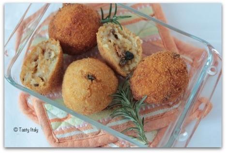 Supplì uit Rome | La Cucina Italiana - De Italiaanse Keuken - The Italian Kitchen | Scoop.it
