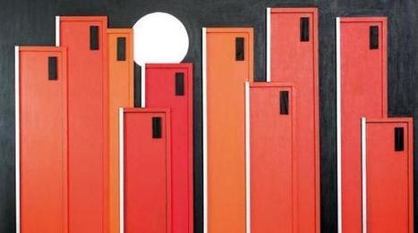 Arte, le geometrie urbane di Rontani alla Rocca di Scandiano - Il Resto del Carlino | STEFANO DONNO GLOBAL NEWS 2 | Scoop.it