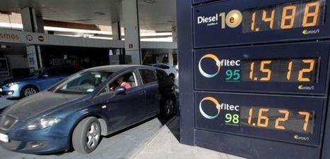 La CNE expedienta a las petroleras por bajar el precio del carburante los lunes | Consumer Rights | Scoop.it