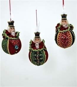 Katherine's Collection Christmas 2015 - Nutcracker Tree Ornament Set   Buy Christmas Decorations   Christmas Table Displays   Scoop.it