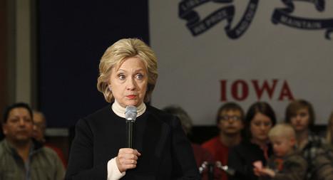 Clinton changes tone on Sanders   BoogieFinger Politics   Scoop.it