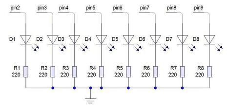 Primeros pasos con Arduino, práctica 1: el coche fantástico | Tecnosalva | arduino integración | Scoop.it