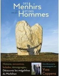 Des Menhirs et des Hommes - Éditions Blanc et Noir | Mégalithismes | Scoop.it