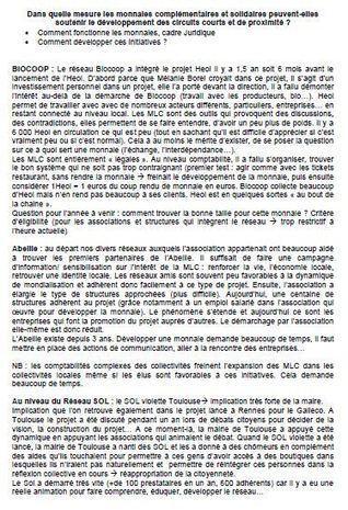 En écoute : un atelier sur les monnaies complémentaires - Brest économie sociale et solidaire | Monnaies En Débat | Scoop.it