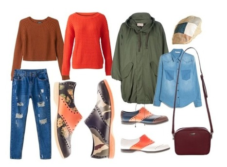 THE FASHIONAMY by Amanda Fashion blogger outfit, made in italy street wear : #Biion #fashion #BBgolfstyle - cool golf shoes - scarpe colorate per il golf ed il tempo libero | FASHIONAMY | Scoop.it