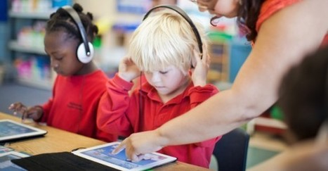 Do Teachers Need iPad Training? - Edudemic | Digital Storybooks | Scoop.it