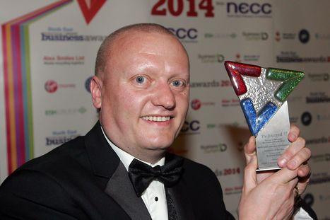 Elddis Transport take top trophy at North East Business Awards 2014 - The Journal | UK logistics | Scoop.it