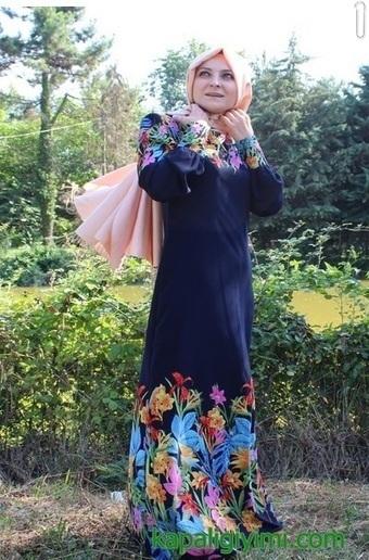 Kübra Biriktir Etek Elbise Yelek Modelleri | kapaligiyimi | Scoop.it