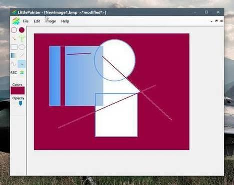 Quieres dibujar? Programas gratis de dibujo para Windows | ARTE, ARTISTAS E INNOVACIÓN TECNOLÓGICA | Scoop.it
