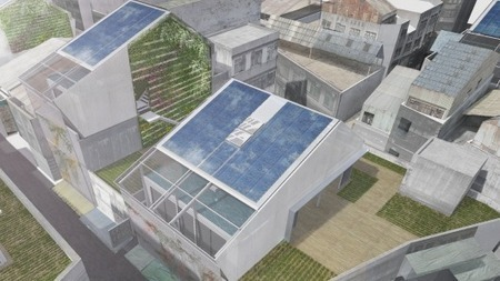 Orchid House concept inspired by Taiwan's greenhouse technologies | GizMag.com | Saving the marine life around Australia from over- fishing. | Scoop.it