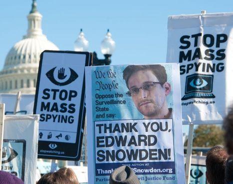 Edward Snowden : « mission accomplie » | Veille | Scoop.it