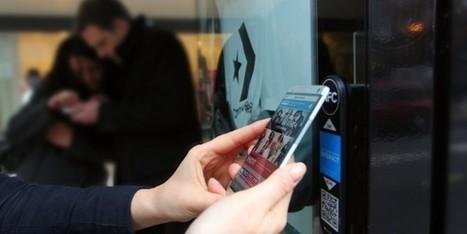 Clear Channel Connect : le 1er affichage extérieur interactif avec le mobile   Internet du Futur   Scoop.it