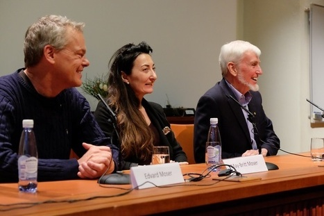 """""""We are beginning to understand how cognition works"""": Double interview with John O'Keefe and Edvard Moser 