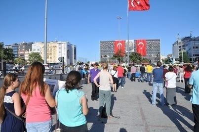 La contestation se poursuit en Turquie - La Croix | L'actualité catholique pour les pressé(e)s | Scoop.it