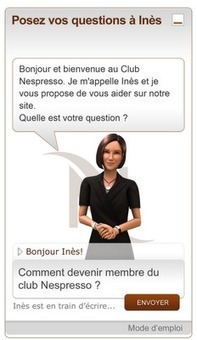 La nouvelle vie des agents virtuels | Relation-client et eMarketing | Scoop.it