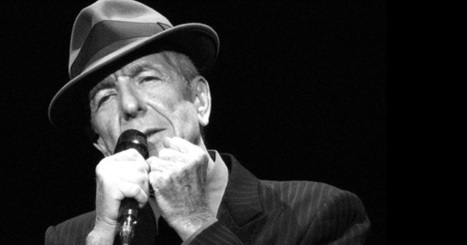 Leonard Cohen on Creativity, Hard Work, and Why You Should Never Quit Before You Know What It Is You're Quitting | entrepreneurship | Scoop.it