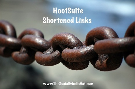 How to use HootSuite Shortened Links and Parameters | Social Media, Marketing and Promotion | Scoop.it