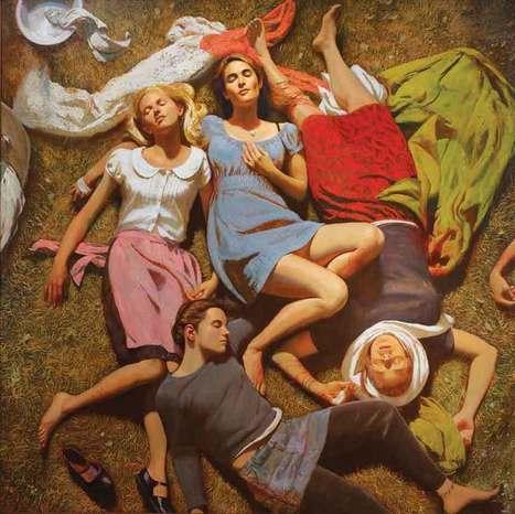 Artpulse Magazine - Beyond Postmodernism. Putting a Face on Metamodernism Without the Easy Clichés - Stephen Knudsen | Hauntology | Scoop.it