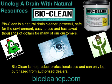 Unclog a drain   Drain Clean   Scoop.it